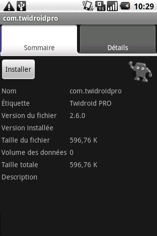 Installer des applications apk sur un t l phone android sans passer par l appmarket google - Installer google sur le bureau ...