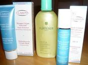 Shopping futurs tests (Clarins Réné Furterer)