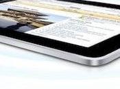 Mise jour l'iPad prévue pour WiFi
