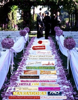 un mariage sponsoris oui je le veux - Sponsoriser Son Mariage