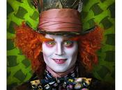Burton's Alice Wonderland