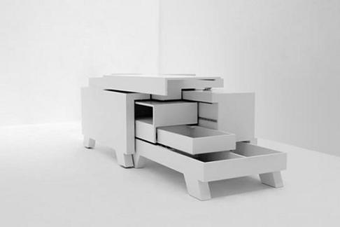 un meuble de rangement modulaire de martin s mmer paperblog. Black Bedroom Furniture Sets. Home Design Ideas