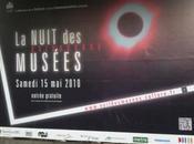 Nuit Musées boucle trafic off-on opération buzz base hashtag. Kesako