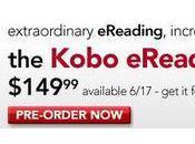 Kobo chez Borders