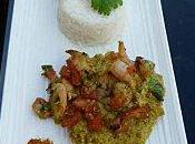 Filet saumon indienne