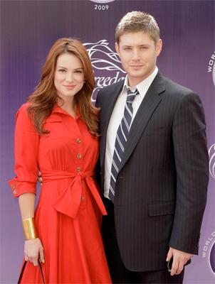 Supernatural Jensen Ackles Danneel Harris sont mari s Source Eonline