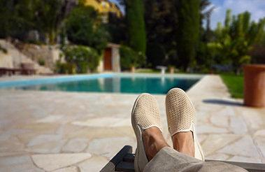 Post image for Rivieras Leisures Shoes : espadrilles with a twist