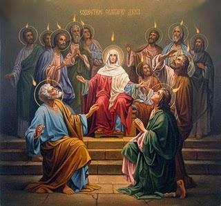 Resultado de imagem para pentecôte