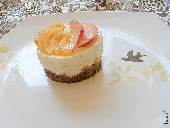 cheesecake au citron sans cuisson paperblog. Black Bedroom Furniture Sets. Home Design Ideas