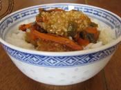Emincé poulet Miel Sésame (sans lait, sans gluten)