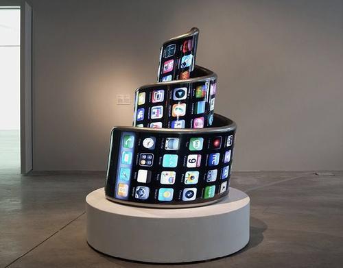 quand l iphone est une oeuvre d art voir. Black Bedroom Furniture Sets. Home Design Ideas