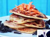 Vegan Pancakes Salés Carottes Orties