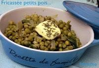 Index Les plats de pommes de terre et légumes