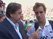 Vidéo Roland Garros Interview Richard Gasquet (24/05/2010)