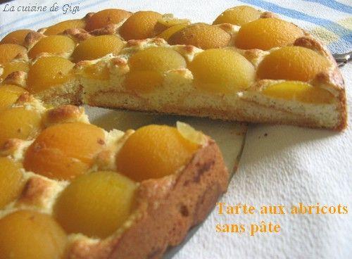 tarte aux abricots sans p 226 te ww 192 lire