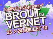 Rock Preserv' Broût-Vernet festival manquer
