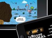 Règne Animal originale pour mobile
