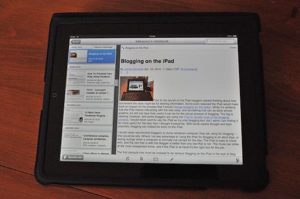 10 applications gratuites pour votre ipad paperblog for Application miroir pour ipad
