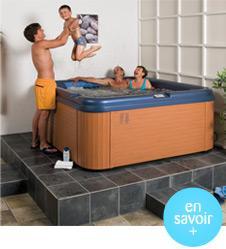jacuzzi spa haut de gamme des prix imbattables voir. Black Bedroom Furniture Sets. Home Design Ideas