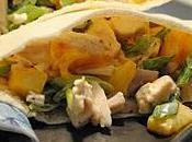 Pochette salade Poulet Mangue
