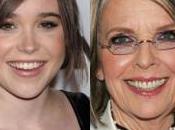 Diane Keaton Ellen Page grand petit écran!