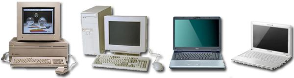 1 million d ordinateurs portables vendus en plus chaque ann e voir - L evolution de l ordinateur ...