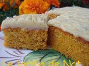 Carrot cake sublime glaçage!
