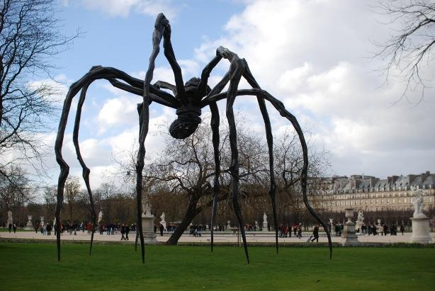 Hommage à Louise Bourgeois