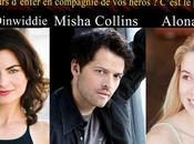 Convention Supernatural Guests acoustic session