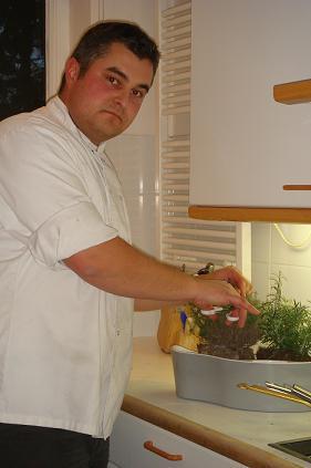 Chef cuisinier domicile en belgique martial brodhal s for Cuisinier domicile