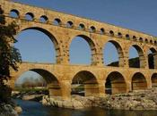 Spectacle pyrotechnie Pont Gard