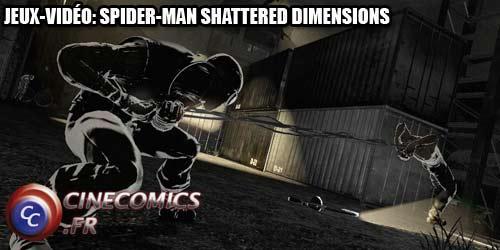 spiderman jeux vidéo