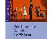 visiteur, Eric-Emmanuel Schmitt