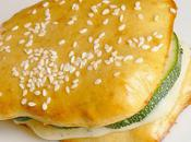 Snack hyperprotéiné façon sandwich