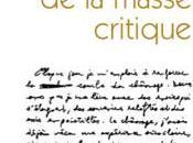 Mélancolie masse critique, Christophe Paviot
