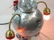 RollerBot Lampe robot