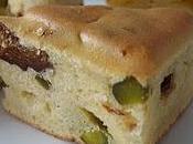 Cake pistache pruneau