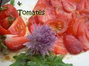 Salade Tomates Fraises Fleur d'Oranger
