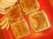 Tartelettes pommes