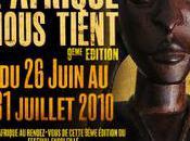 Quand l'Afrique nous tient!.29 juin-31 juill.Paris