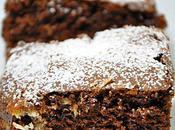 Brownies marbrés chocolat noix coco Martha Stewart