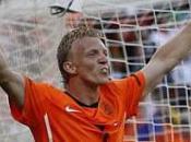 Groupe victoire Pays-Bas buts contre Danemark