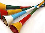 Vuvuzela exclu Coupe Monde