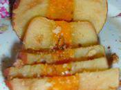pomme cuite compotée d'abricot, vous reviendrez