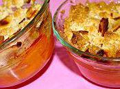 Crumble d'abricots amandes (par Anne-Laure)