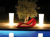Design outdoor hisse couleur