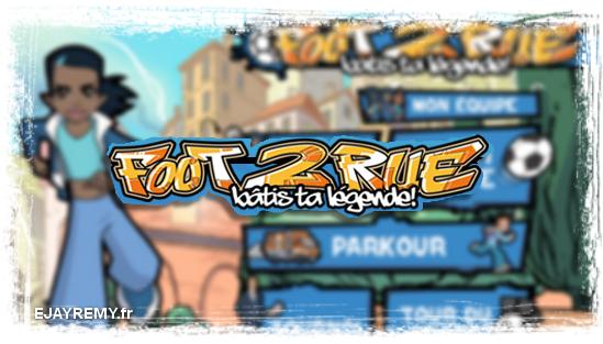 Lancement du jeu en ligne Foot2rue le 19 juin prochain !