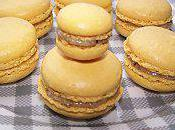 Macarons Noisette/Chocolat Blanc (par Aurélie)