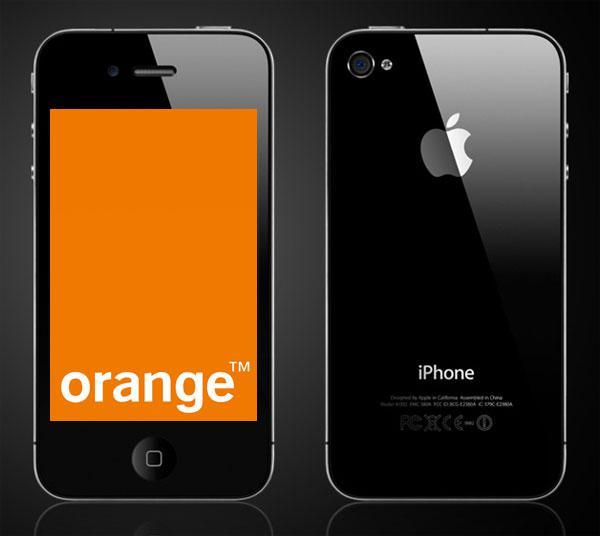 iphone 4 les prix pratiqu s par orange d voil s paperblog. Black Bedroom Furniture Sets. Home Design Ideas