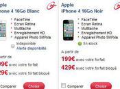 iPhone euros chez (màj)